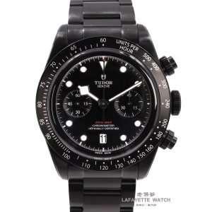 Tudor Black Bay Chrono Dark M79360DK