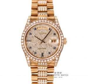 Rolex Day-Date 18388ZS