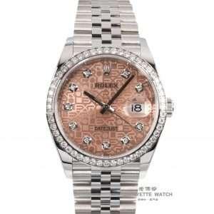 Rolex DayJust 126284RBR