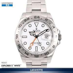 Rolex Explorer ll 216570