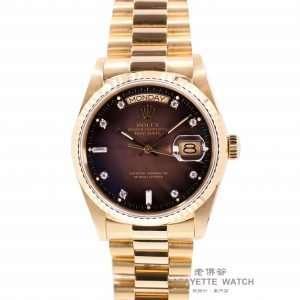 Rolex Day-Date 18038A