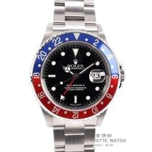 Rolex GMT-Master ll 16710BLRO