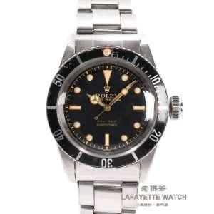 """Rolex Submariner 6538 """"Big Crown"""" James Bond"""
