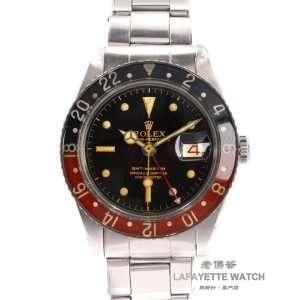 """Rolex GMT-Master 6542 """"Bakelite"""""""