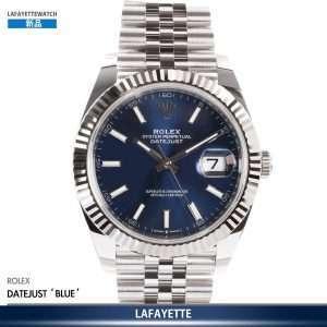 Rolex DateJust 126334 BLUE