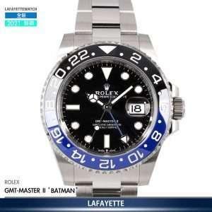 Rolex GMT-Master ll 126710BLNR