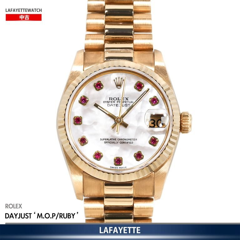 Rolex DateJust 68278NG