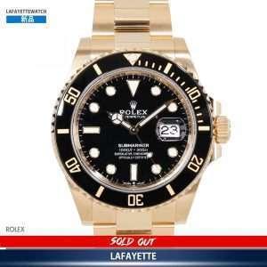 Rolex Submariner 126618LN