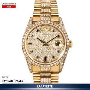Rolex Day-Date 118388ZS