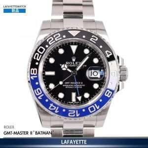 Rolex GMT-Master ll 116710BLNR