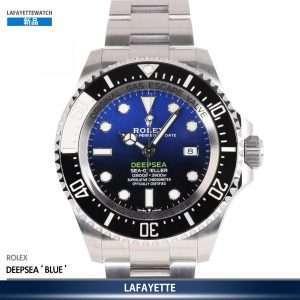Rolex Sea-Dweller DeepSea 126660DB