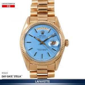 """Rolex Day-Date 18038 """"STELLA"""""""
