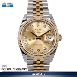 Rolex DateJust 126233G