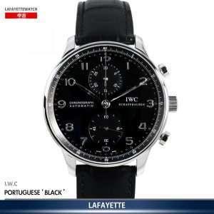 I.W.C Portugieser Chronograph IW371438